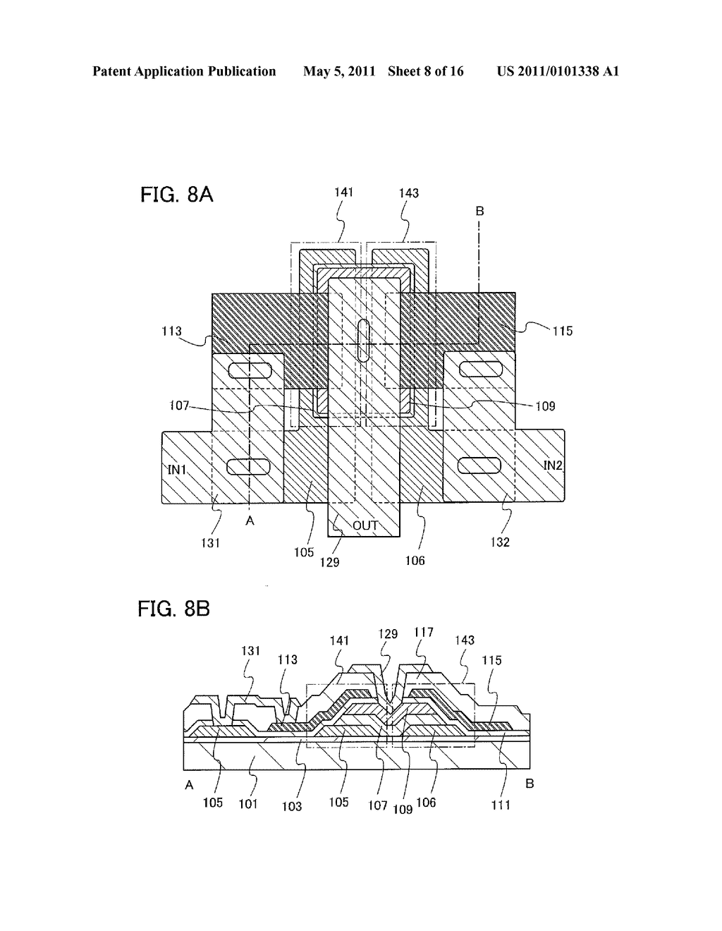 NON-LINEAR ELEMENT, DISPLAY DEVICE INCLUDING NON-LINEAR ELEMENT, AND ELECTRONIC DEVICE INCLUDING DISPLAY DEVICE - diagram, schematic, and image 09