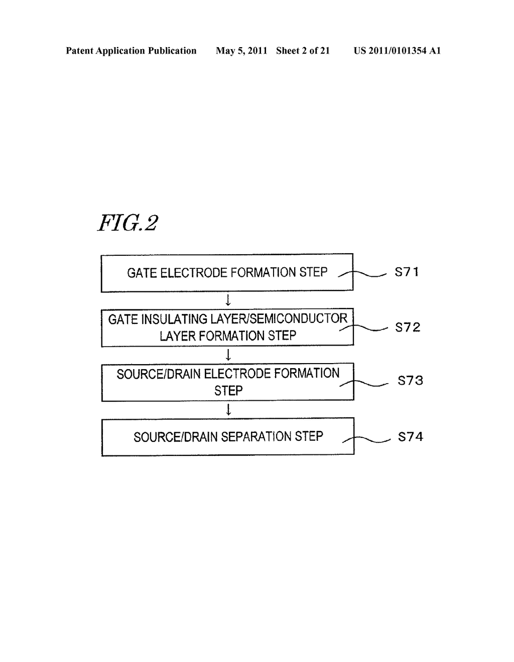 SEMICONDUCTOR ELEMENT AND METHOD FOR MANUFACTURING THE SAME - diagram, schematic, and image 03