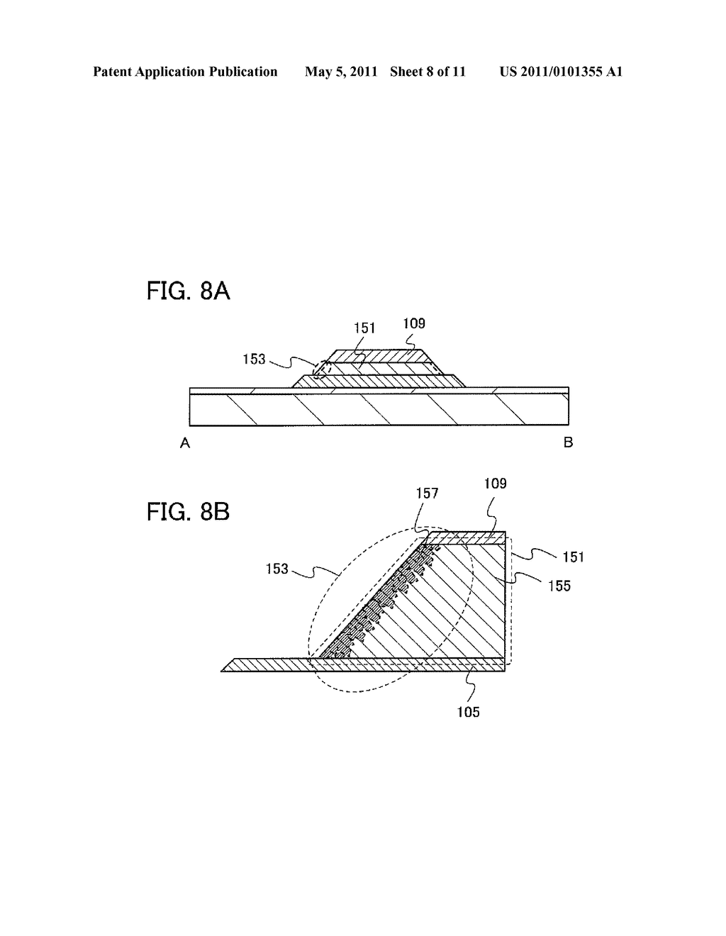 NON-LINEAR ELEMENT, DISPLAY DEVICE, AND ELECTRONIC DEVICE - diagram, schematic, and image 09