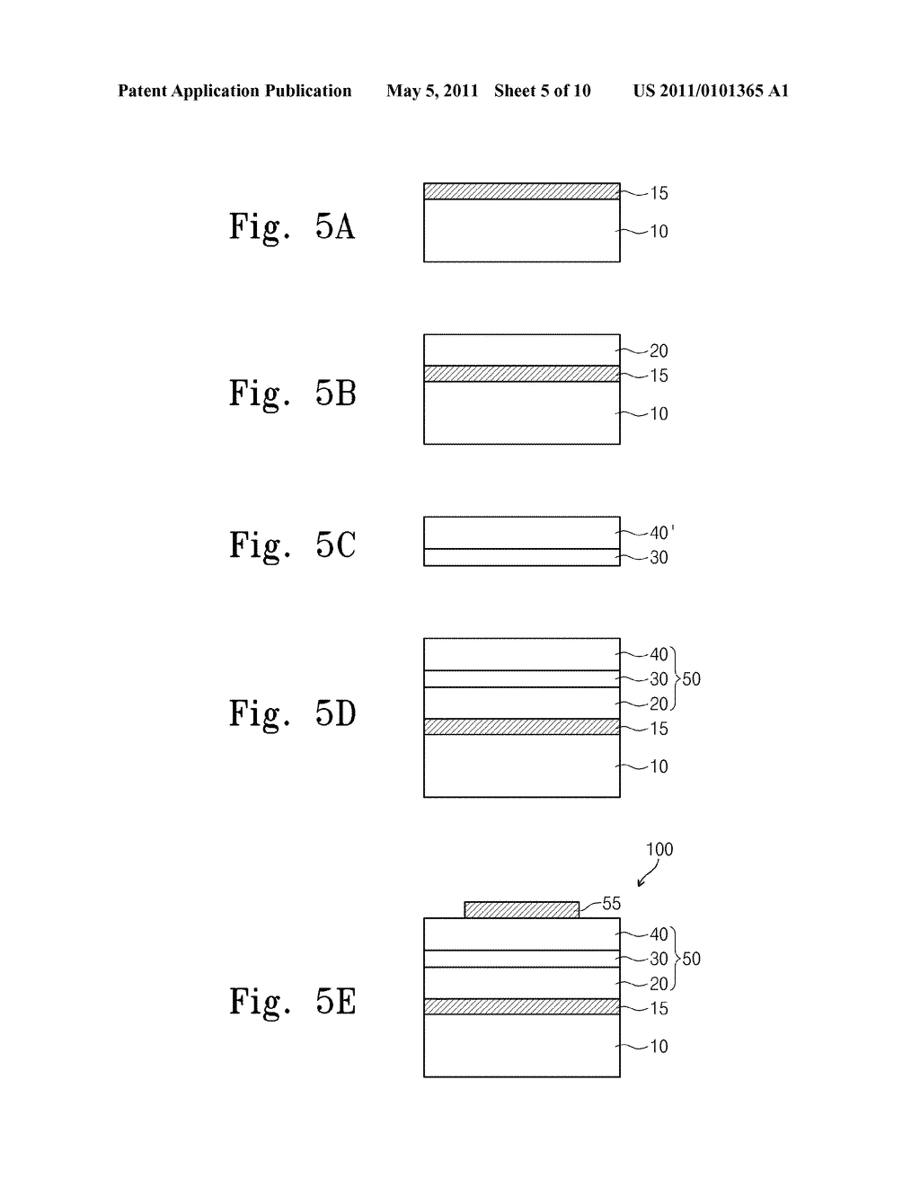 ELECTRONIC DEVICE INCLUDING GRAPHENE THIN FILM AND METHODS OF FABRICATING THE SAME - diagram, schematic, and image 06