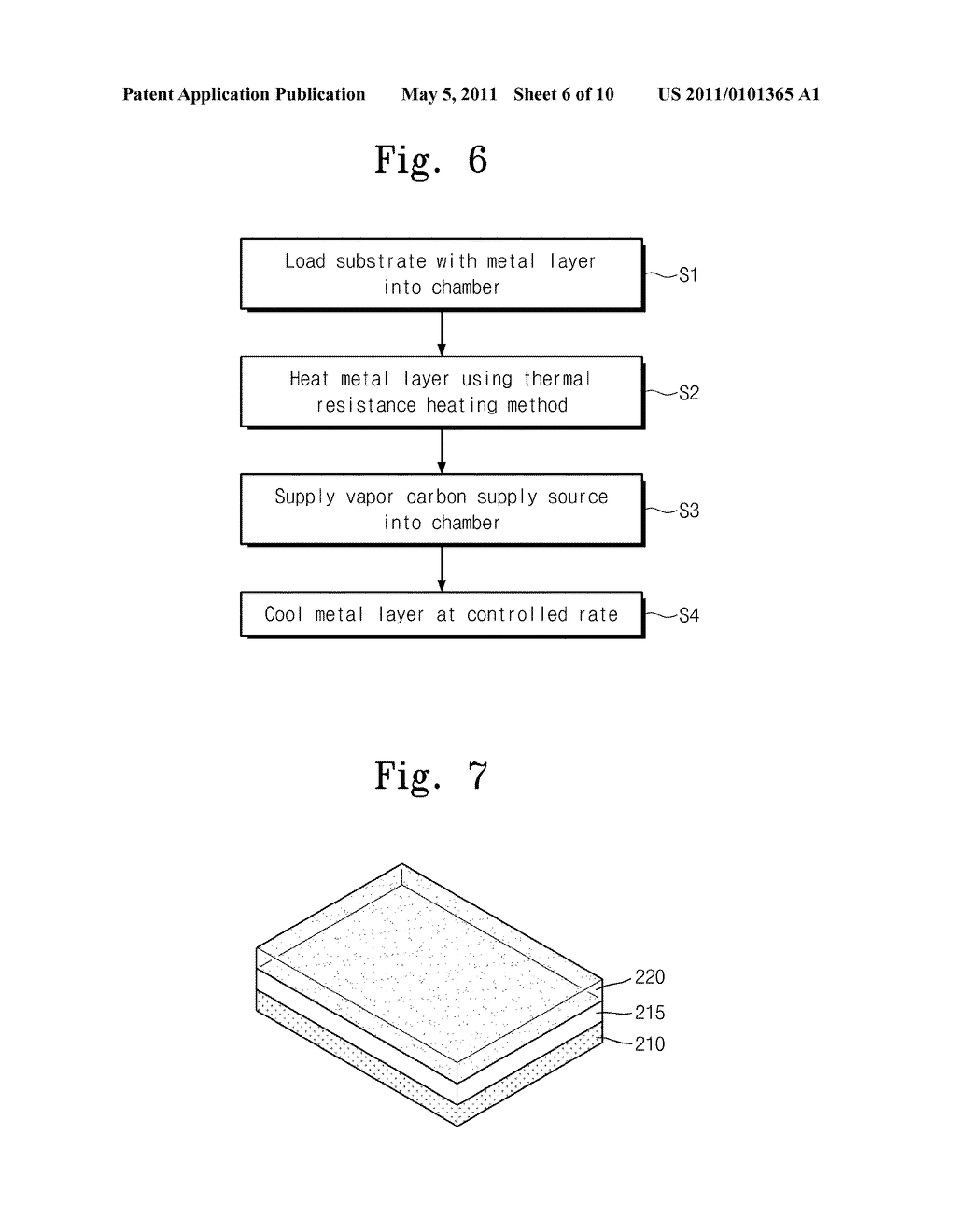 ELECTRONIC DEVICE INCLUDING GRAPHENE THIN FILM AND METHODS OF FABRICATING THE SAME - diagram, schematic, and image 07