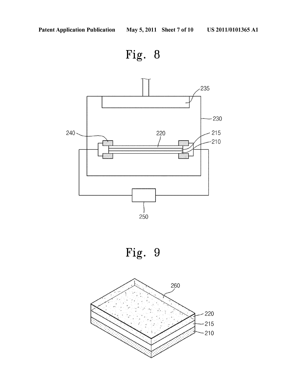 ELECTRONIC DEVICE INCLUDING GRAPHENE THIN FILM AND METHODS OF FABRICATING THE SAME - diagram, schematic, and image 08