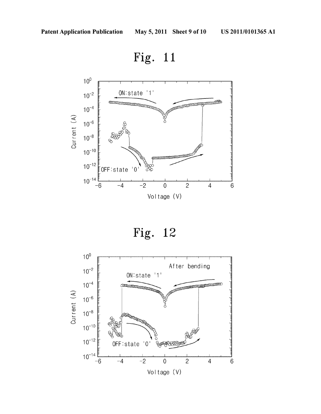 ELECTRONIC DEVICE INCLUDING GRAPHENE THIN FILM AND METHODS OF FABRICATING THE SAME - diagram, schematic, and image 10