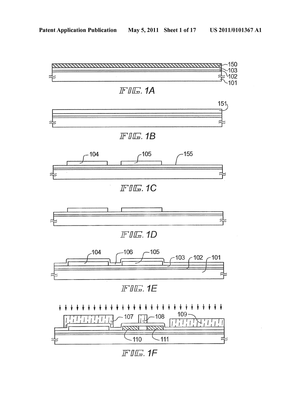 Semiconductor Device and A Method of Manufacturing the Same - diagram, schematic, and image 02