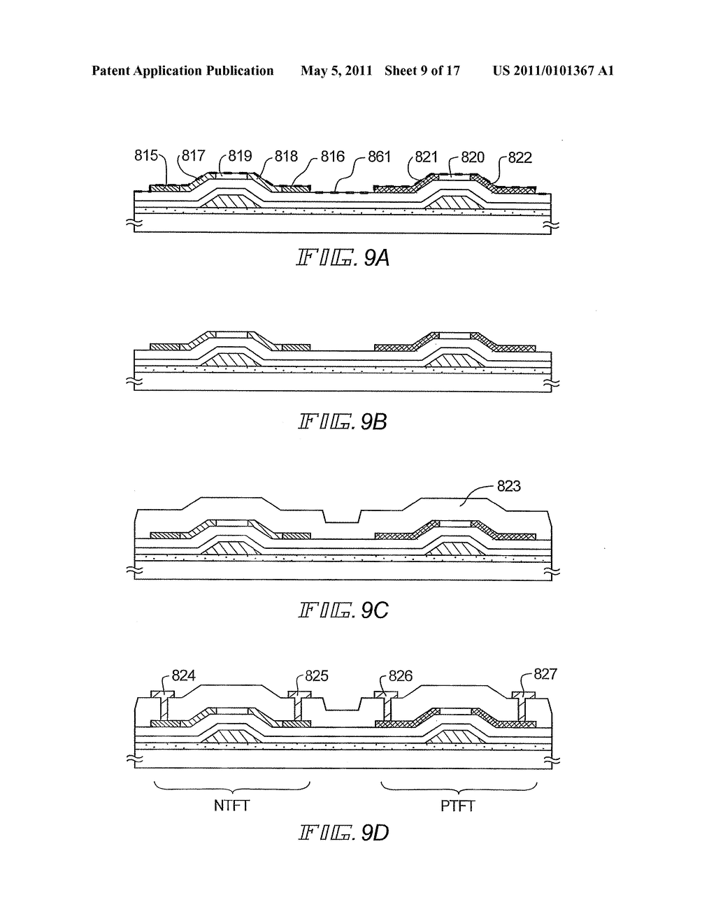 Semiconductor Device and A Method of Manufacturing the Same - diagram, schematic, and image 10