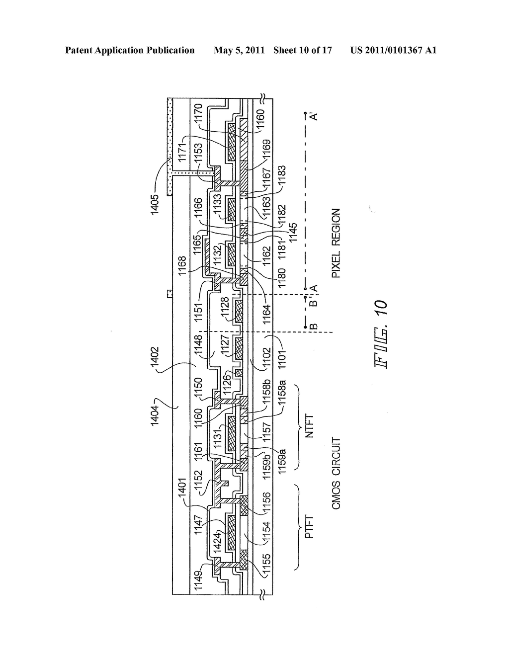 Semiconductor Device and A Method of Manufacturing the Same - diagram, schematic, and image 11