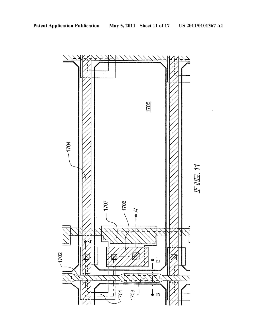 Semiconductor Device and A Method of Manufacturing the Same - diagram, schematic, and image 12