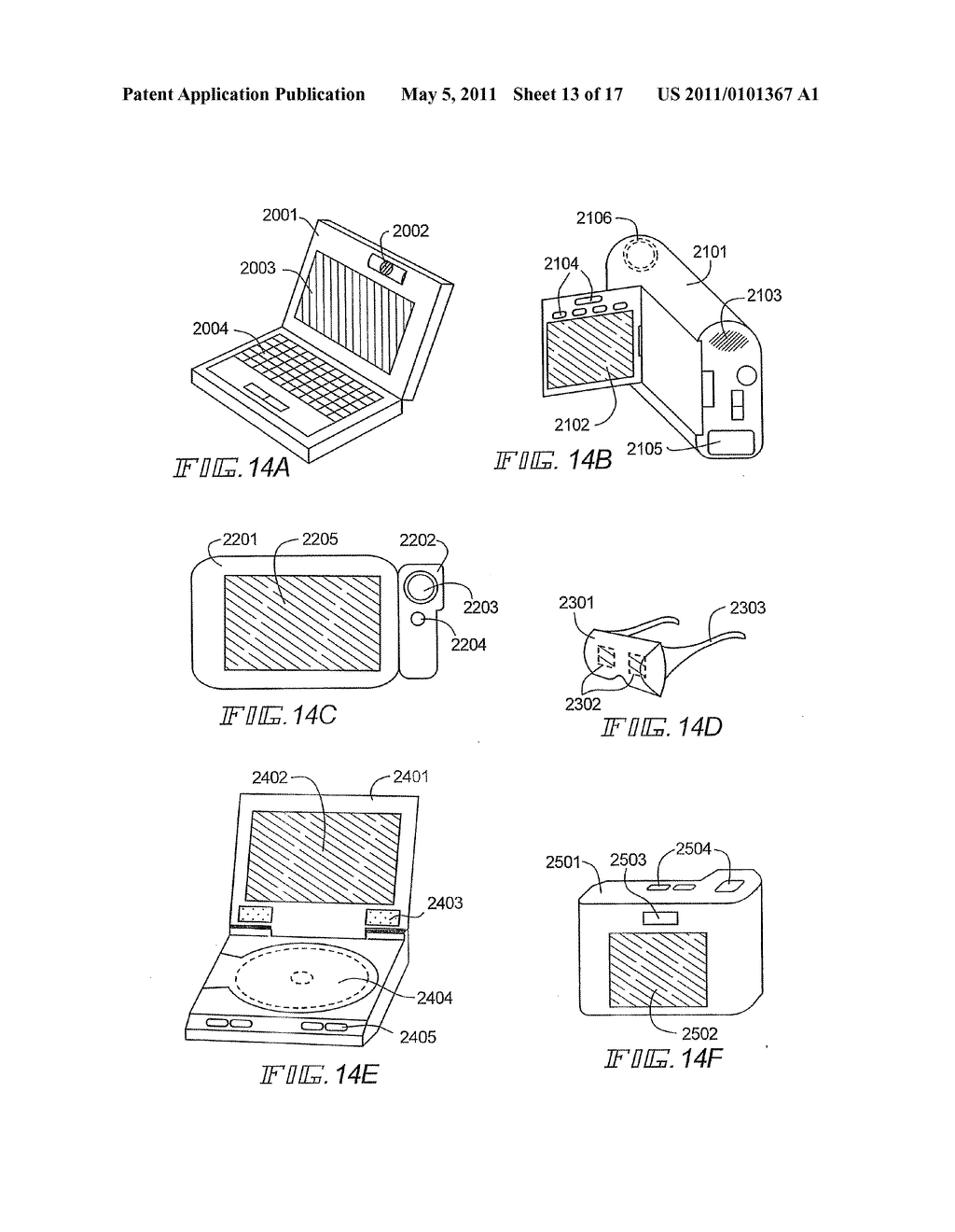 Semiconductor Device and A Method of Manufacturing the Same - diagram, schematic, and image 14