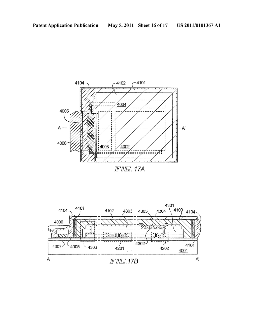 Semiconductor Device and A Method of Manufacturing the Same - diagram, schematic, and image 17