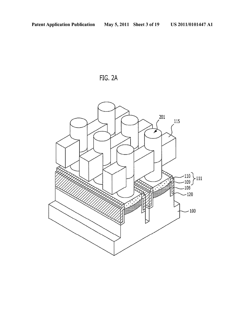 SEMICONDUCTOR DEVICE WITH BURIED BIT LINES AND METHOD FOR FABRICATING THE SAME - diagram, schematic, and image 04