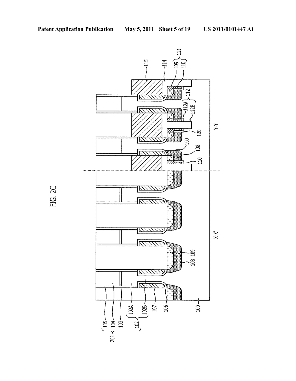 SEMICONDUCTOR DEVICE WITH BURIED BIT LINES AND METHOD FOR FABRICATING THE SAME - diagram, schematic, and image 06