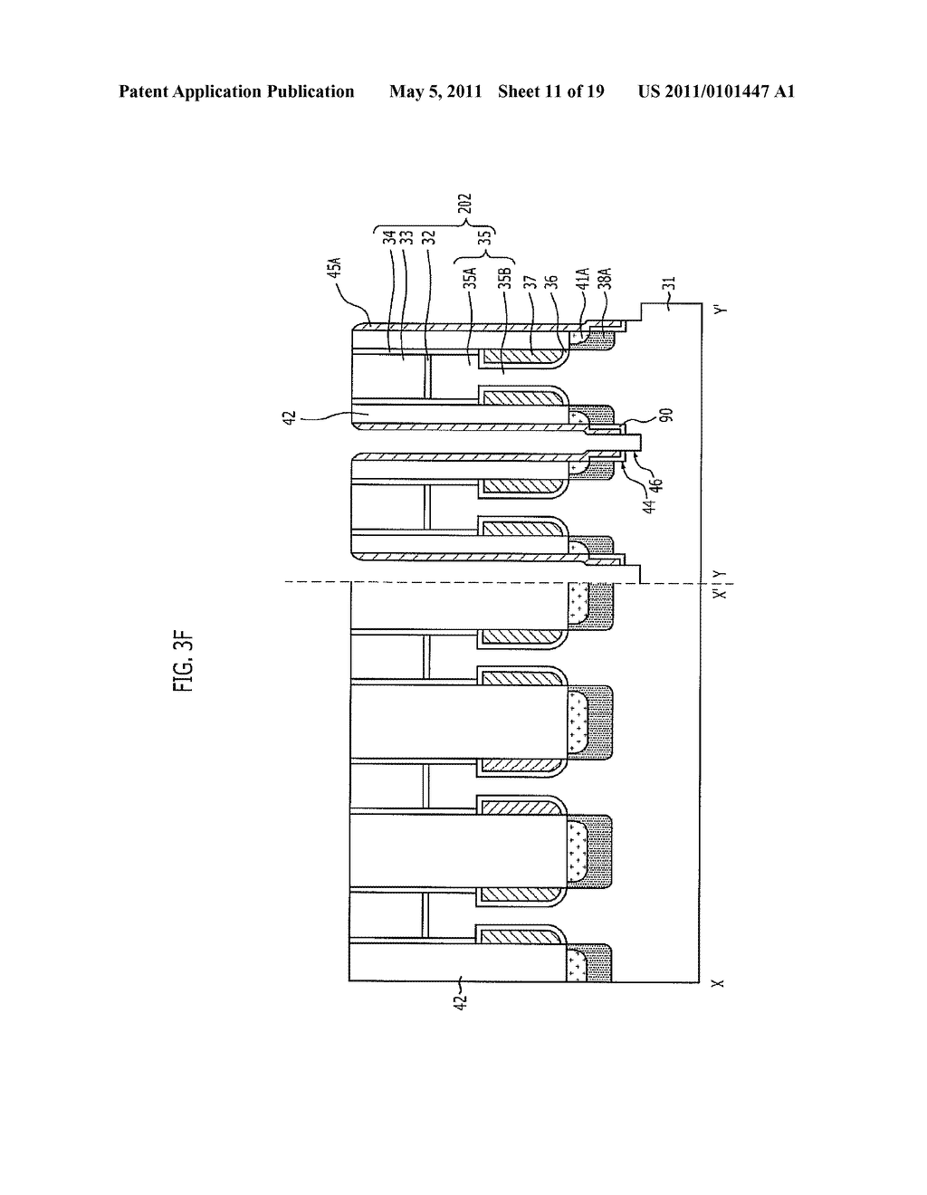 SEMICONDUCTOR DEVICE WITH BURIED BIT LINES AND METHOD FOR FABRICATING THE SAME - diagram, schematic, and image 12