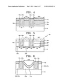 SEMICONDUCTOR DEVICE HAVING THERMALLY FORMED AIR GAP IN WIRING LAYER AND METHOD OF FABRICATING SAME diagram and image