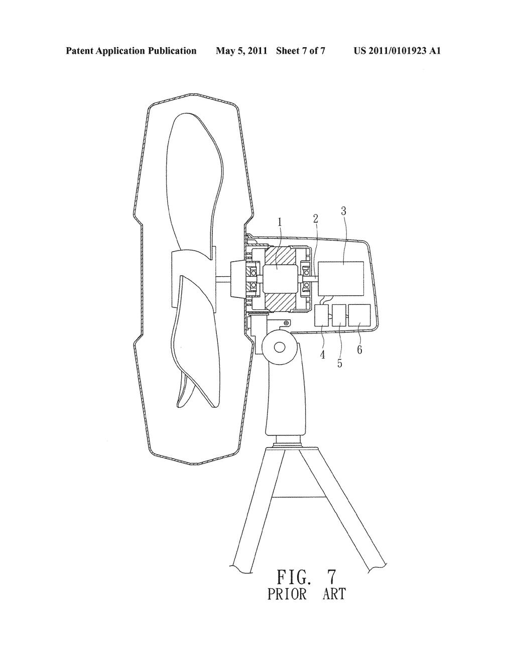 ceiling fan motor winding