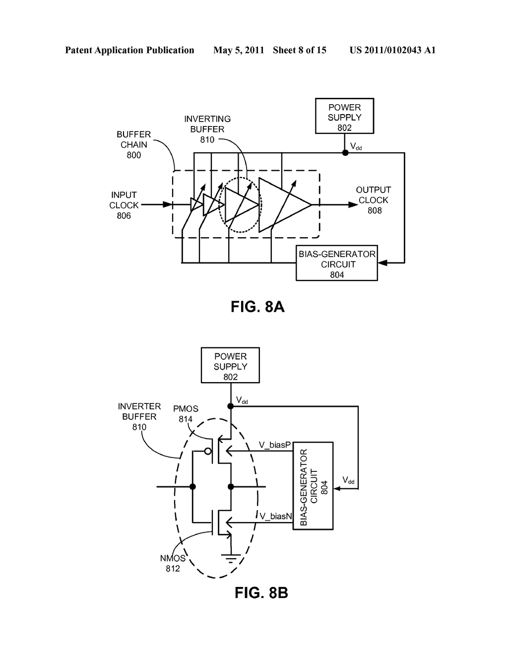 Reducing Power Supply Induced Jitter In A Clock Distribution Circuit Diagram Of Schematic And Image 09