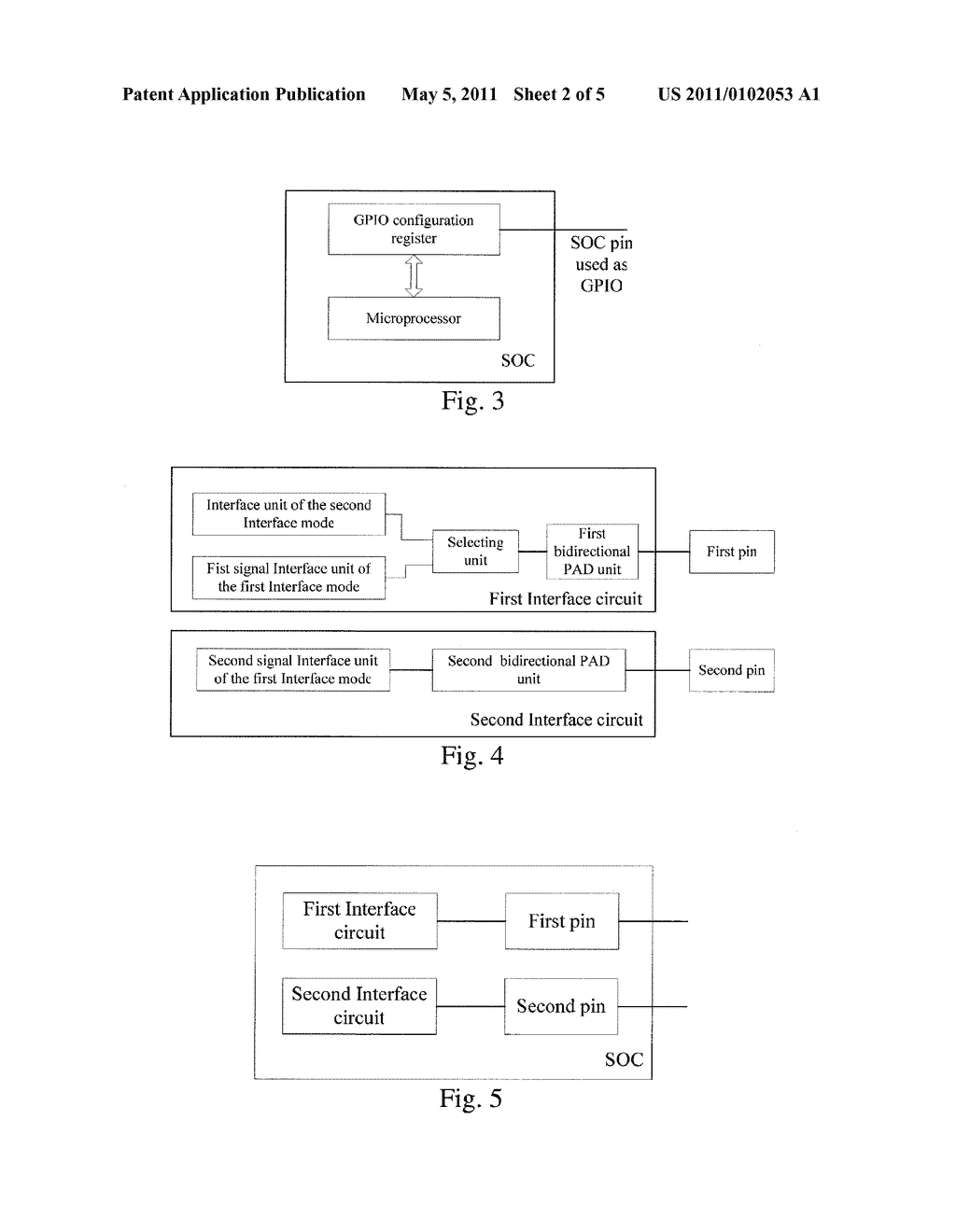 METHOD AND SOC FOR IMPLEMENTING TIME DIVISION MULTIPLEX OF PIN - diagram, schematic, and image 03