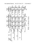 Touch panel sensing circuit diagram and image
