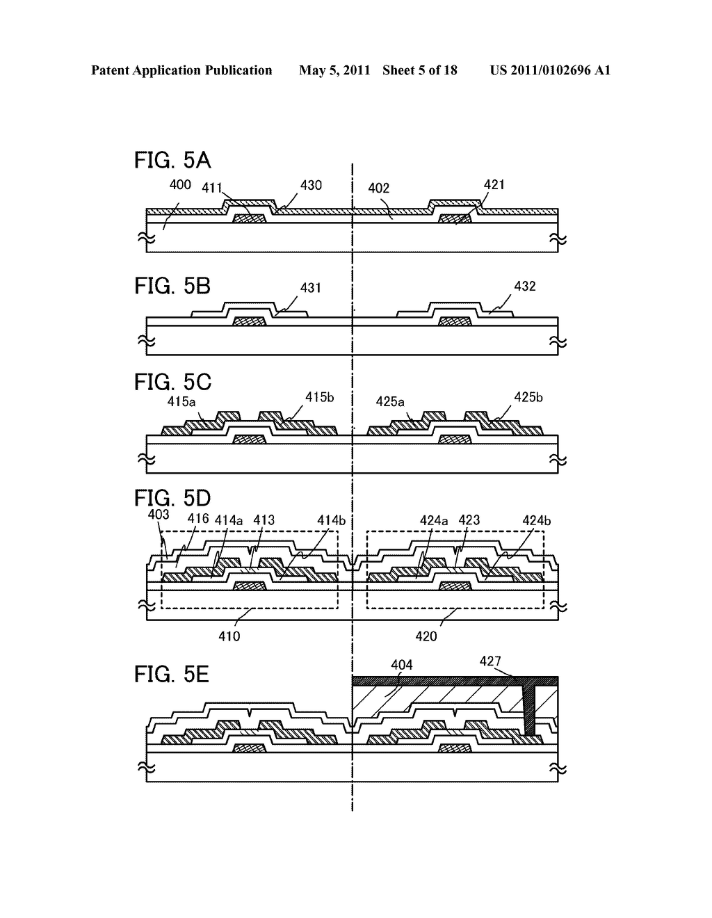 LIQUID CRYSTAL DISPLAY DEVICE, DRIVING METHOD OF THE SAME, AND ELECTRONIC APPLIANCE INCLUDING THE SAME - diagram, schematic, and image 06