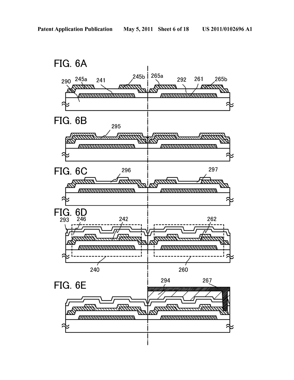 LIQUID CRYSTAL DISPLAY DEVICE, DRIVING METHOD OF THE SAME, AND ELECTRONIC APPLIANCE INCLUDING THE SAME - diagram, schematic, and image 07