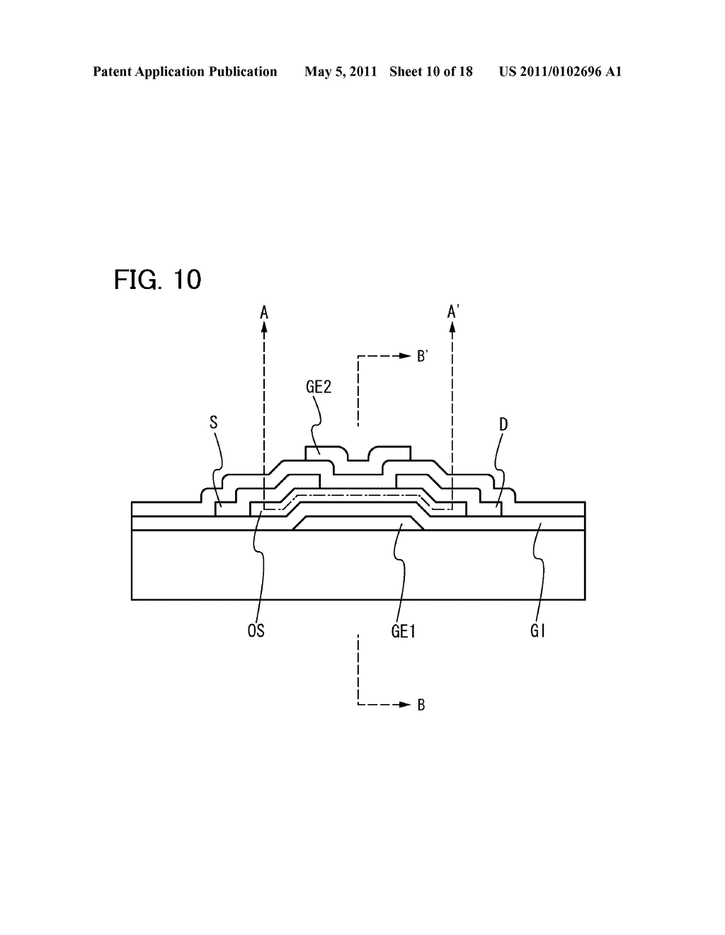 LIQUID CRYSTAL DISPLAY DEVICE, DRIVING METHOD OF THE SAME, AND ELECTRONIC APPLIANCE INCLUDING THE SAME - diagram, schematic, and image 11