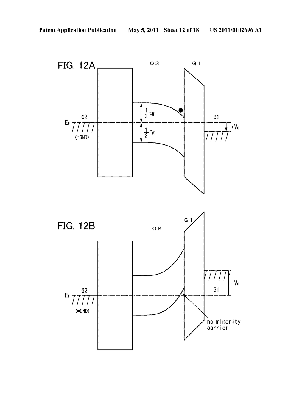 LIQUID CRYSTAL DISPLAY DEVICE, DRIVING METHOD OF THE SAME, AND ELECTRONIC APPLIANCE INCLUDING THE SAME - diagram, schematic, and image 13