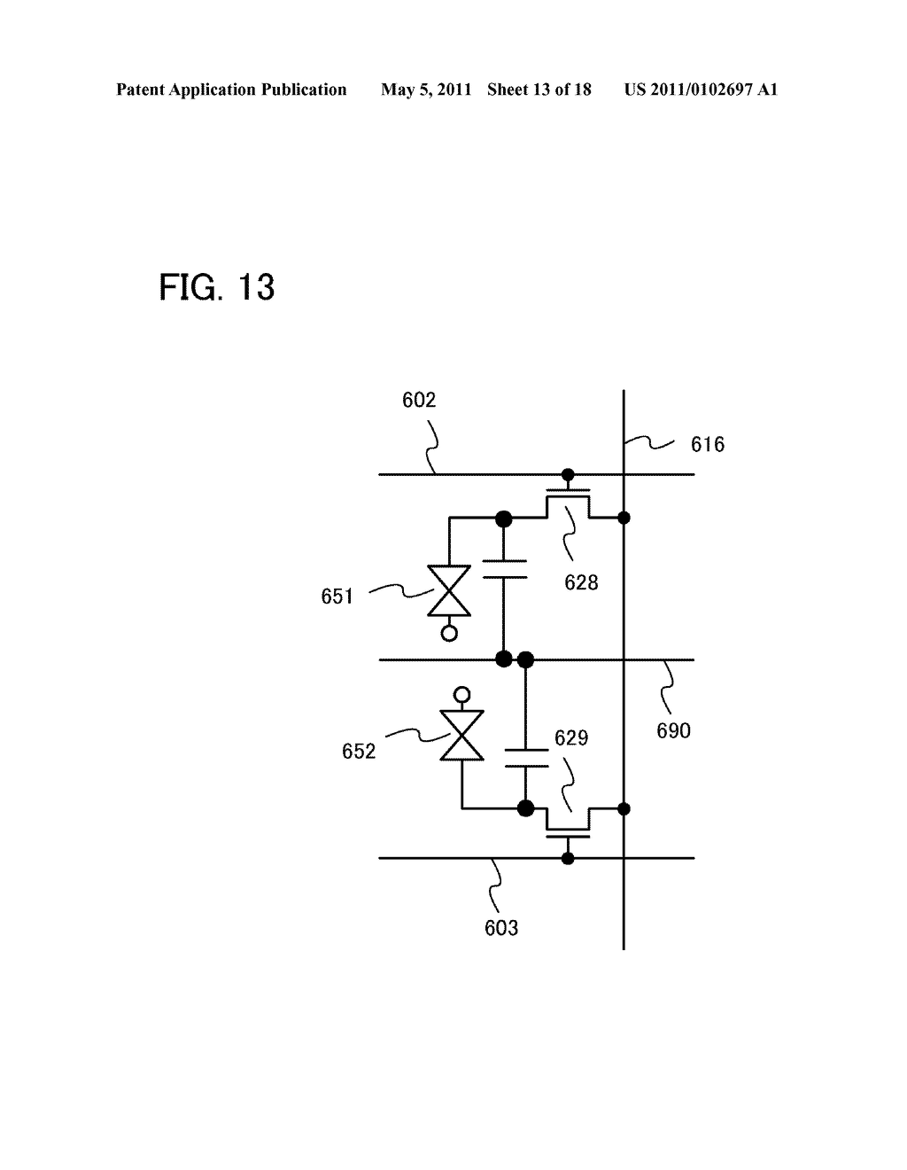 SEMICONDUCTOR DEVICE AND METHOD FOR MANUFACTURING THE SAME - diagram, schematic, and image 14
