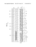 HORIZONTAL-ELECTRIC-FIELD LIQUID CRYSTAL DISPLAY APPARATUS diagram and image