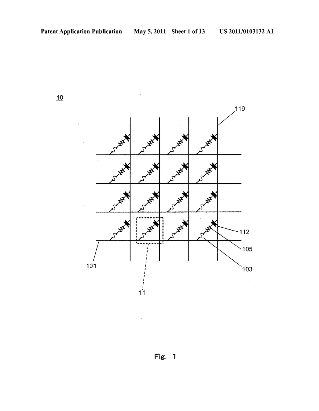 NONVOLATILE MEMORY ELEMENT AND SEMICONDUCTOR MEMORY DEVICE INCLUDING NONVOLATILE MEMORY ELEMENT - diagram, schematic, and image 02