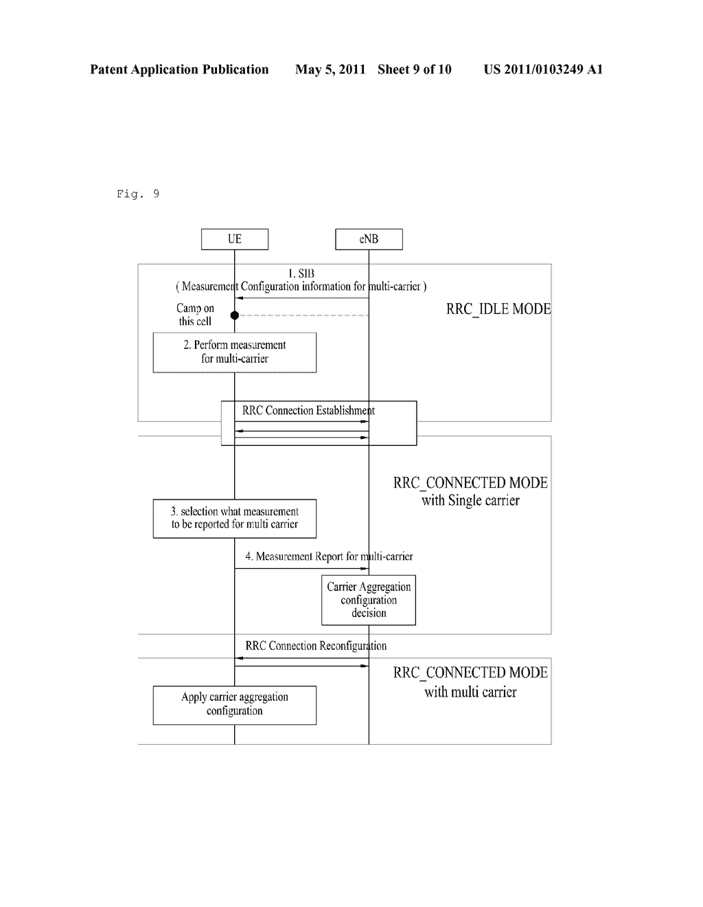 METHOD AND APPARATUS FOR MEASURING CELL IN A WIRELESS COMMUNICATION SYSTEM - diagram, schematic, and image 10