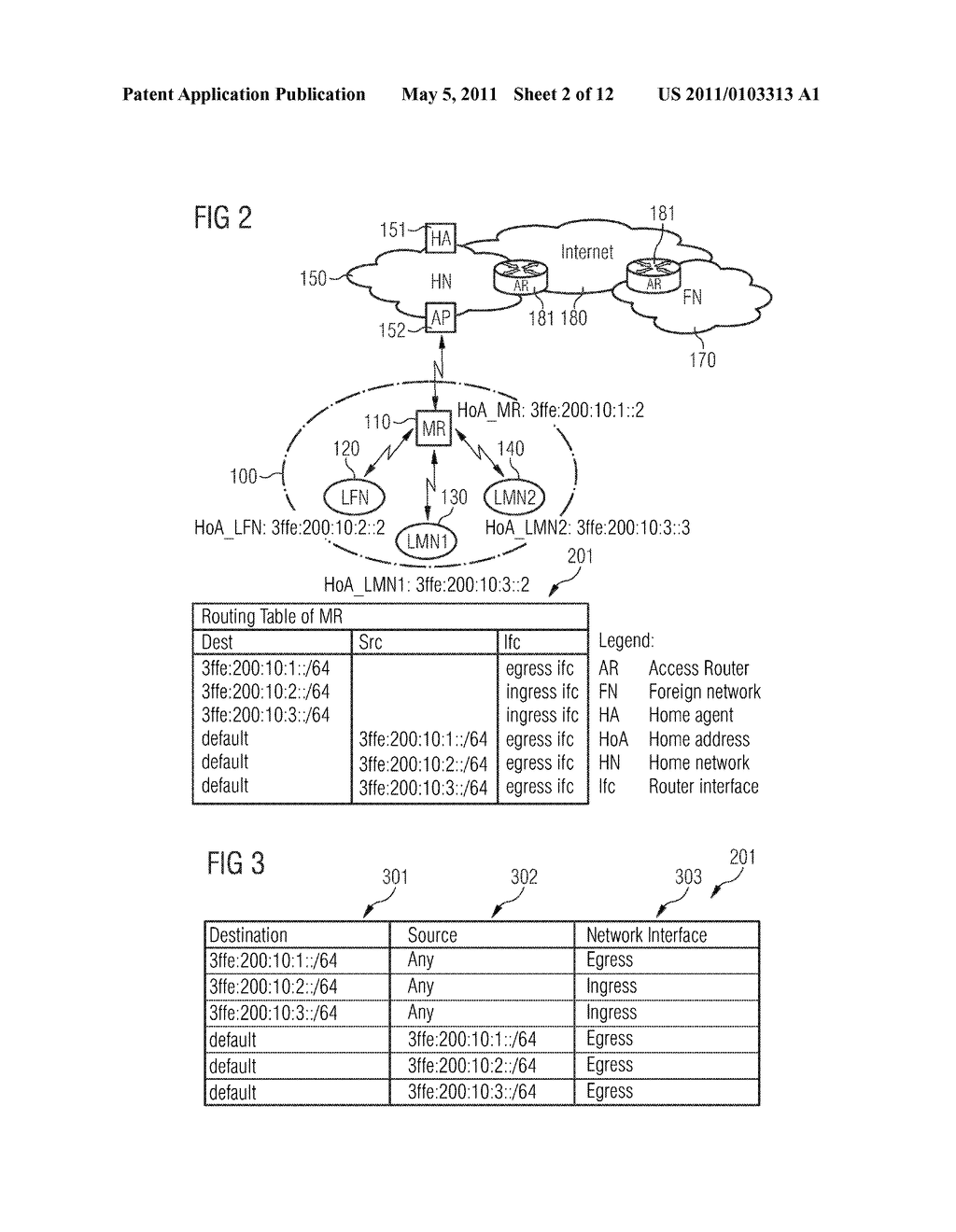 METHOD FOR MANAGING A MOBILE NETWORK - diagram, schematic, and image 03