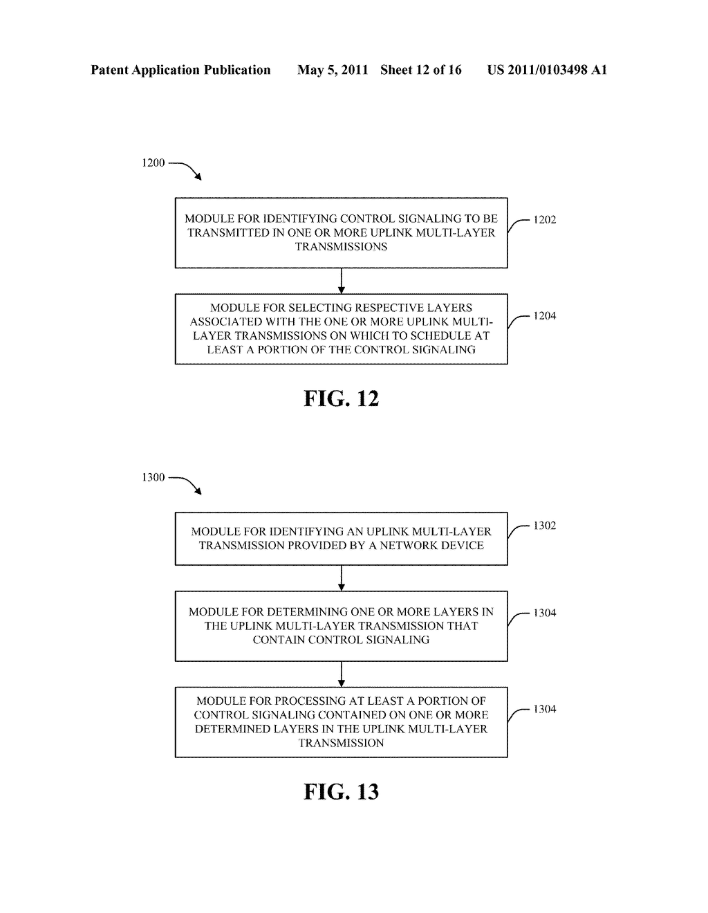 METHOD AND APPARATUS FOR CONTROL AND DATA MULTIPLEXING IN A MIMO COMMUNICATION SYSTEM - diagram, schematic, and image 13