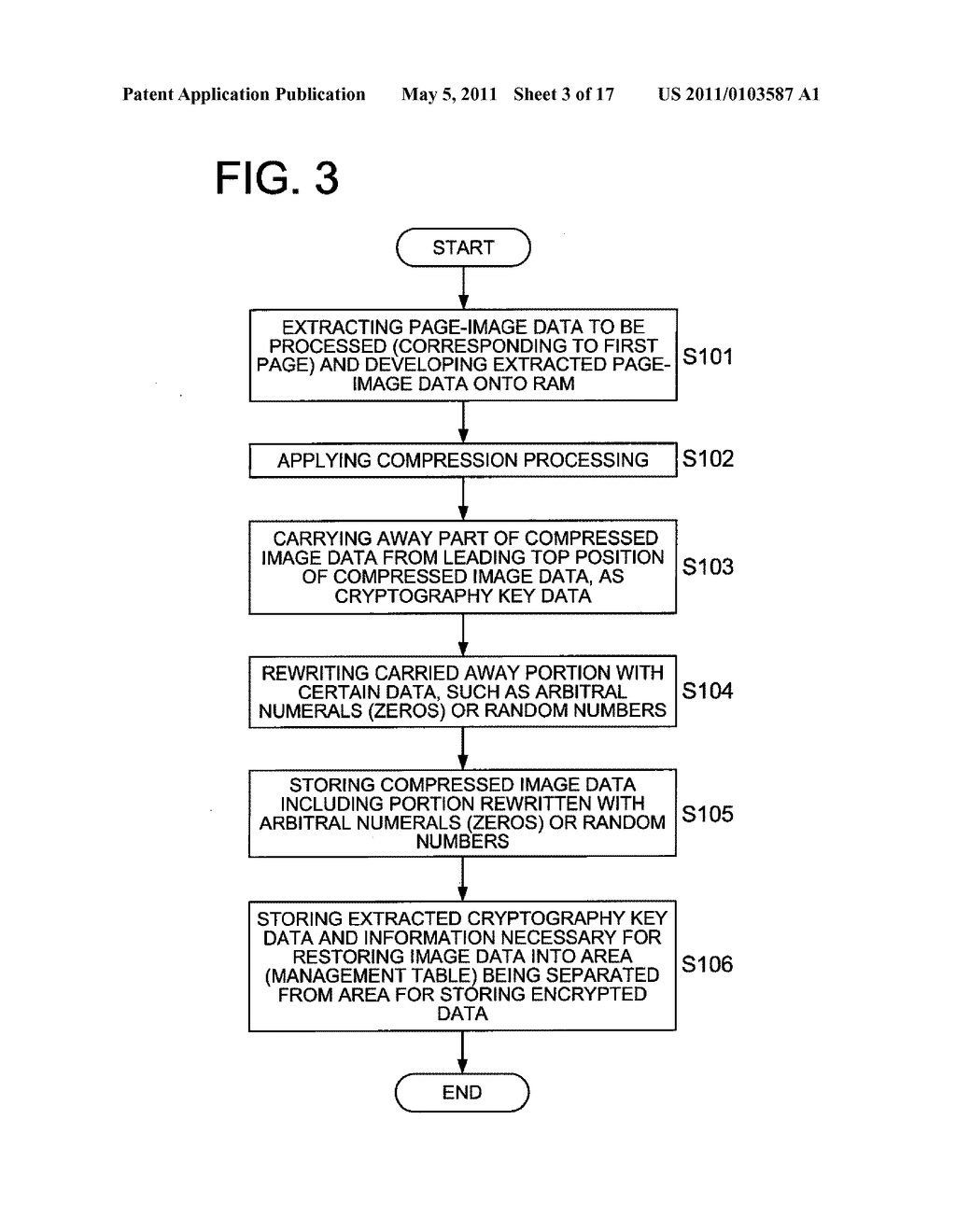 DATA CONCEALING APPARATUS, DATA DECRYPTION APPARATUS AND IMAGE FORMING APPARATUS HAVING DATA ENCRYPTING FUNCTION - diagram, schematic, and image 04