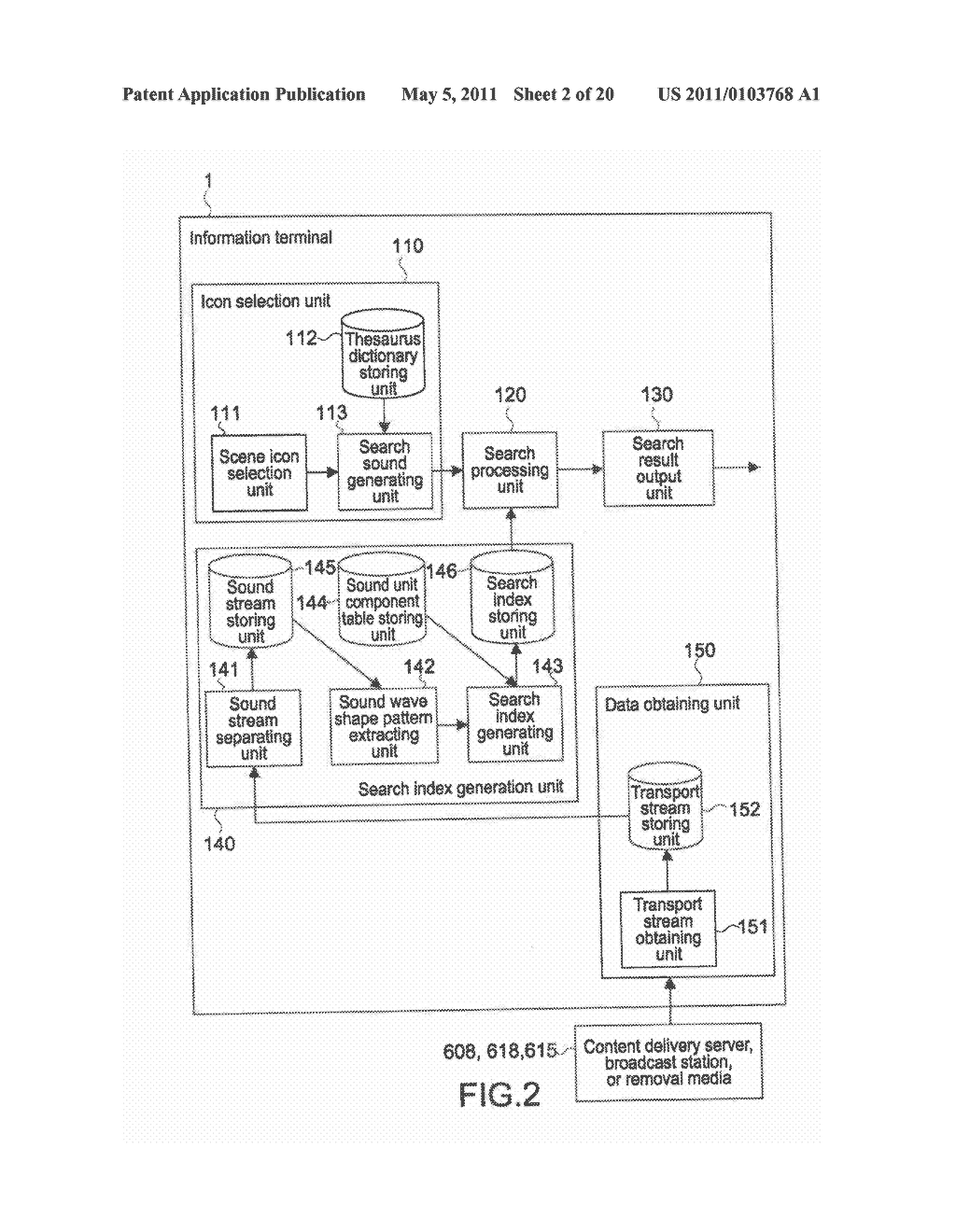 INFORMATION PROCESSING APPARATUS, SCENE SEARCH METHOD, AND PROGRAM - diagram, schematic, and image 03