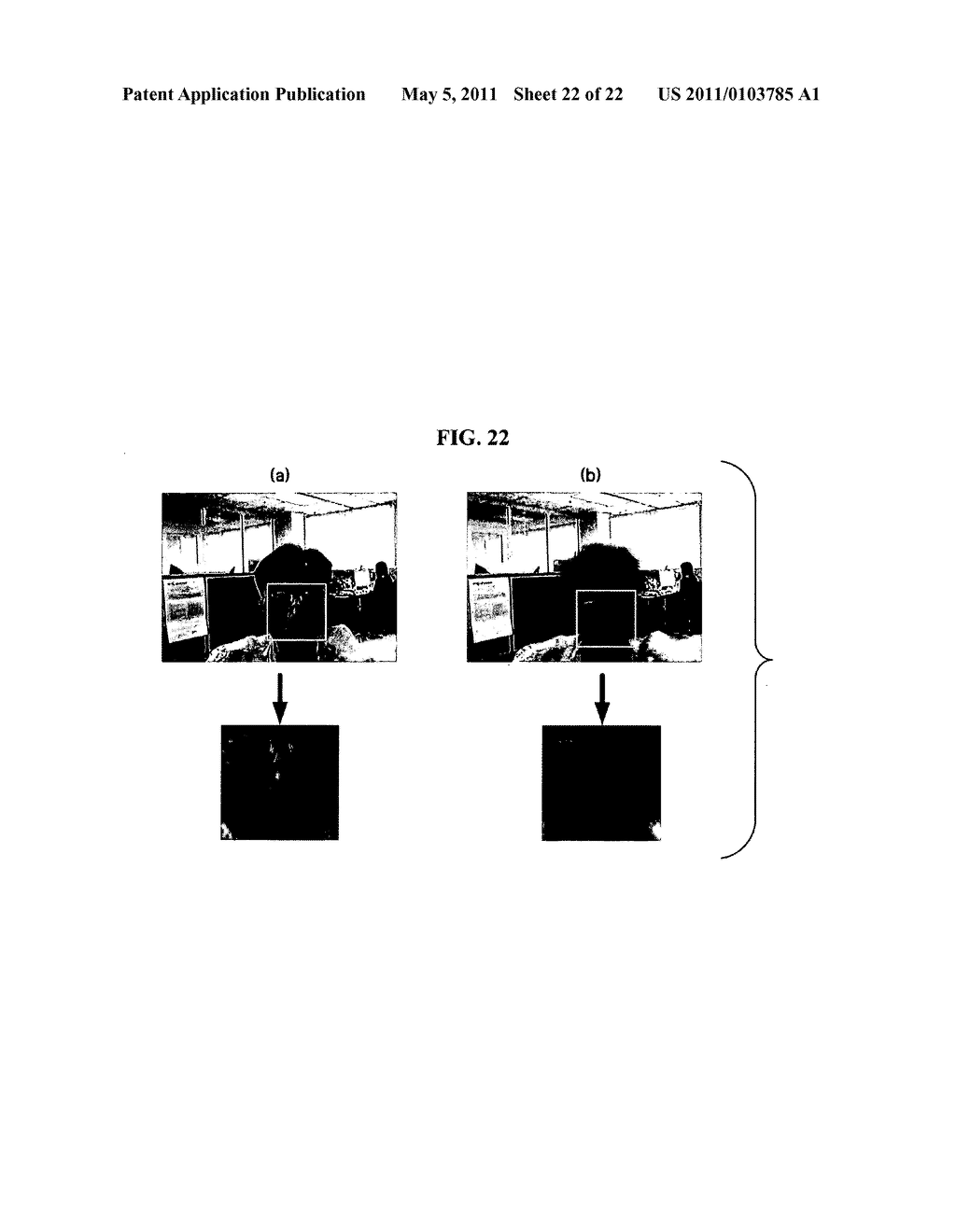 Apparatus, medium, and method for photographing based on face detection - diagram, schematic, and image 23