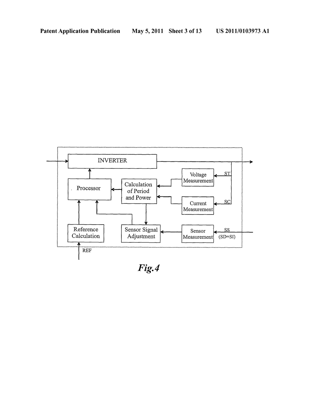SYSTEM AND METHOD OF CONTROLLING A LINEAR COMPRESSOR - diagram, schematic, and image 04