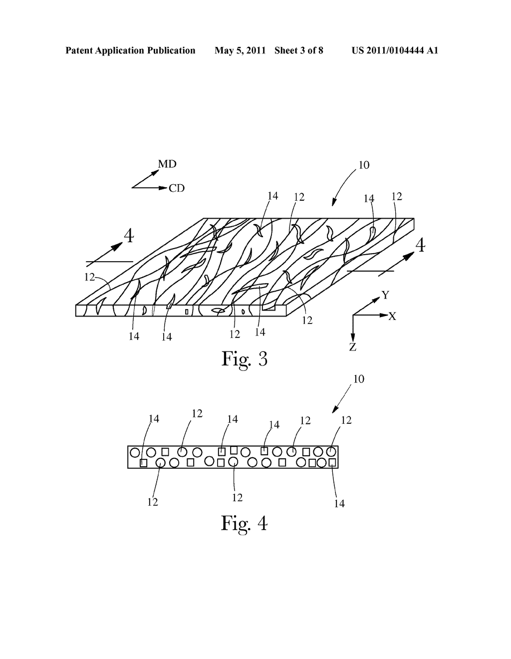 FIBROUS STRUCTURES AND METHODS FOR MAKING SAME - diagram, schematic, and image 04