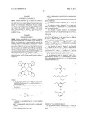 SUBSTRATE HAVING DYE WITH DENDRIMER AXIAL LIGANDS DISPOSED THEREON diagram and image
