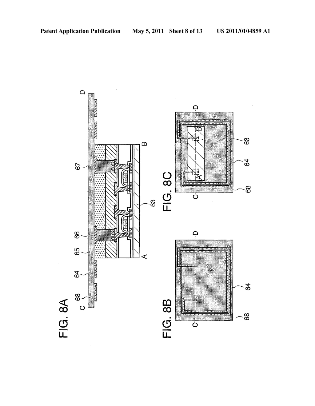 MANUFACTURING METHOD OF SEMICONDUCTOR DEVICE - diagram, schematic, and image 09