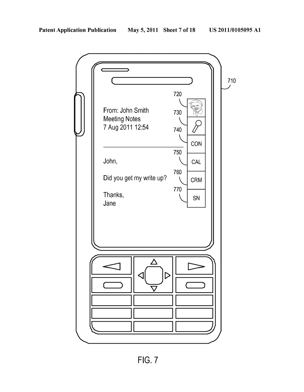 SYSTEMS AND METHODS TO PROVIDE CONTEXT INFORMATION FOR MOBILE COMMUNICATION DEVICES - diagram, schematic, and image 08