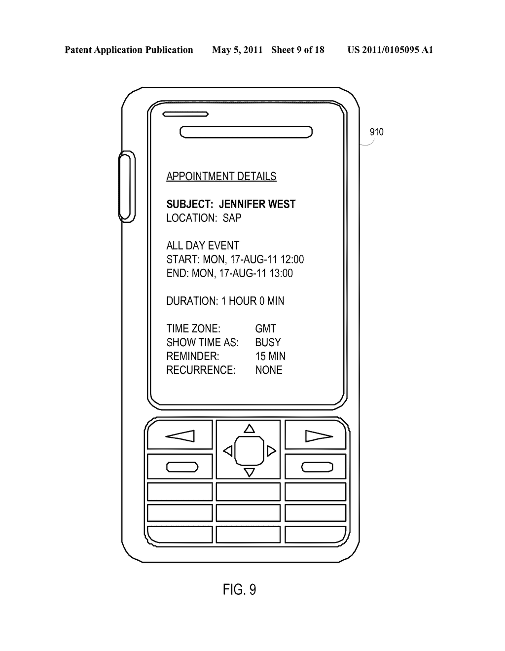 SYSTEMS AND METHODS TO PROVIDE CONTEXT INFORMATION FOR MOBILE COMMUNICATION DEVICES - diagram, schematic, and image 10