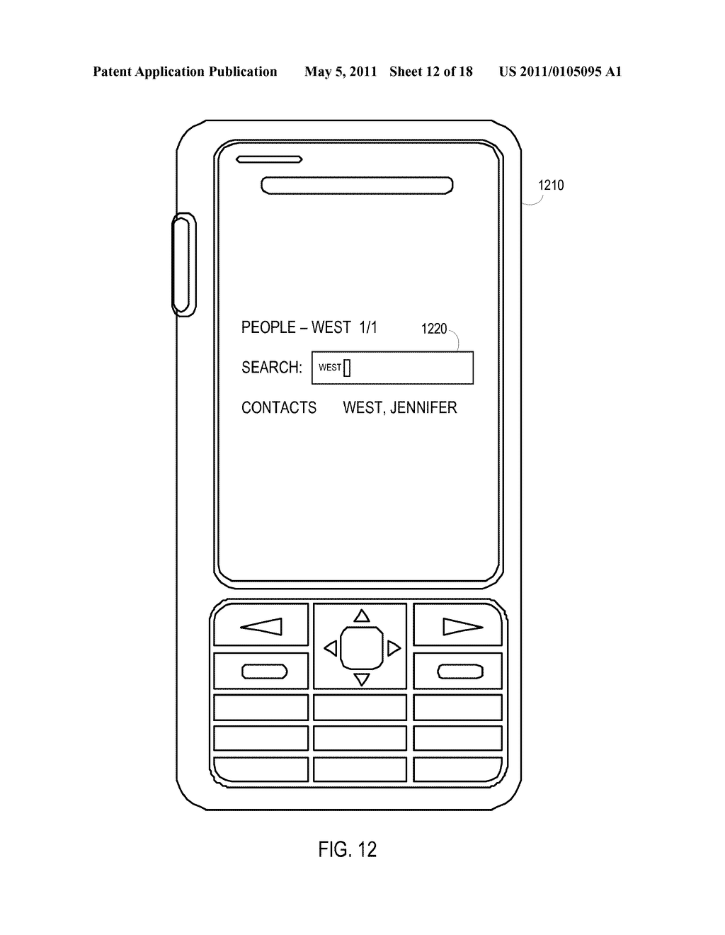 SYSTEMS AND METHODS TO PROVIDE CONTEXT INFORMATION FOR MOBILE COMMUNICATION DEVICES - diagram, schematic, and image 13