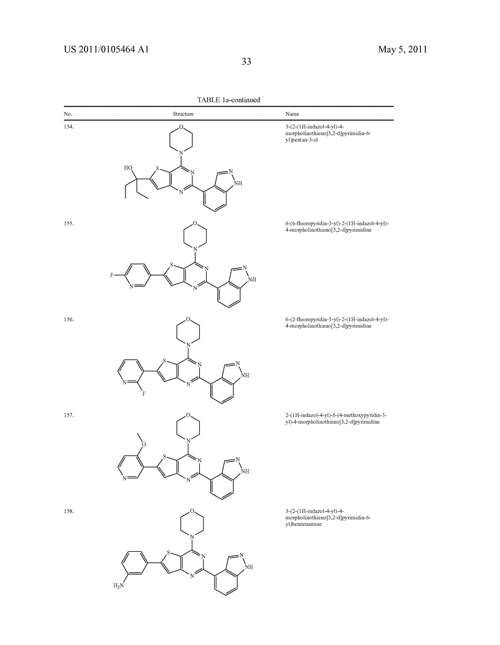 PHOSPHOINOSITIDE 3-KINASE INHIBITOR COMPOUNDS AND METHODS OF USE - diagram, schematic, and image 34