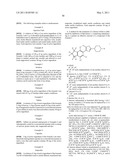 THIAZOLYL PIPERIDINE DERIVATIVES diagram and image