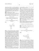 Haloalkyl-substituted amides as insecticides and acaricides diagram and image