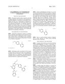 2 -HALOBIPHENYL-4-YL INTERMEDIATES IN THE SYNTHESIS OF ANGIOTENSIN II ANTAGONISTS diagram and image