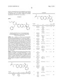 BRANCHED 3- AND 6-SUBSTITUTED QUINOLINES AS CGRP RECEPTORS ANTAGONISTS diagram and image
