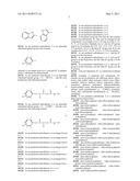 CARBAMIC ACID COMPOUNDS COMPRISING AN AMIDE LINKAGE AS HDAC INHIBITORS diagram and image