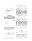 ORGANIC AEROGEL, COMPOSITION FOR THE MANUFACTURE OF THE ORGANIC AEROGEL, AND METHOD OF MANUFACTURING THE ORGANIC AEROGEL diagram and image