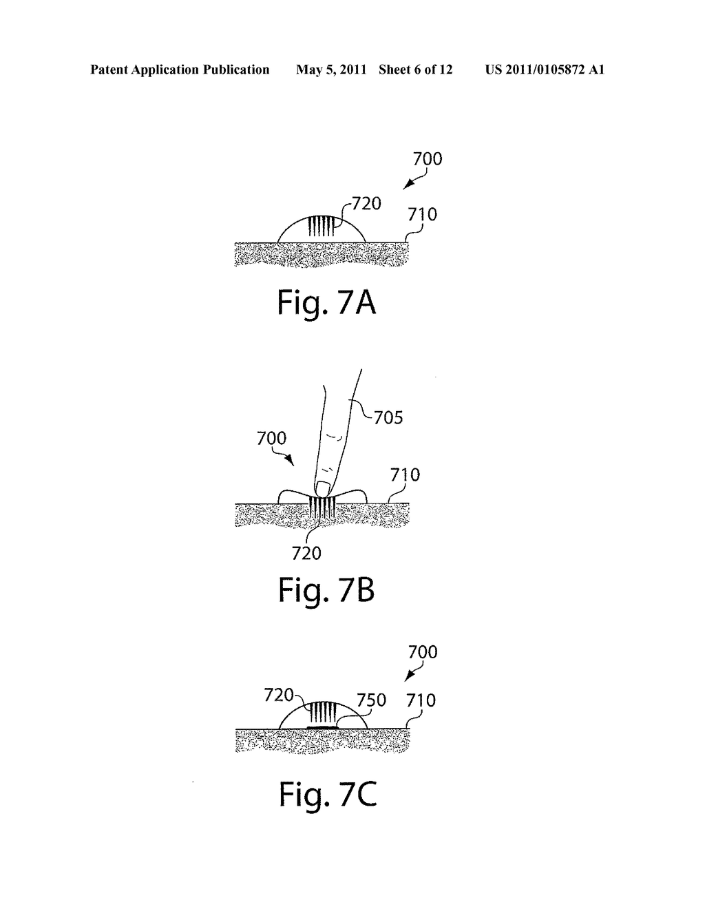 SYSTEMS AND METHODS FOR APPLICATION TO SKIN AND CONTROL OF ACTUATION, DELIVERY, AND/OR PERCEPTION THEREOF - diagram, schematic, and image 07