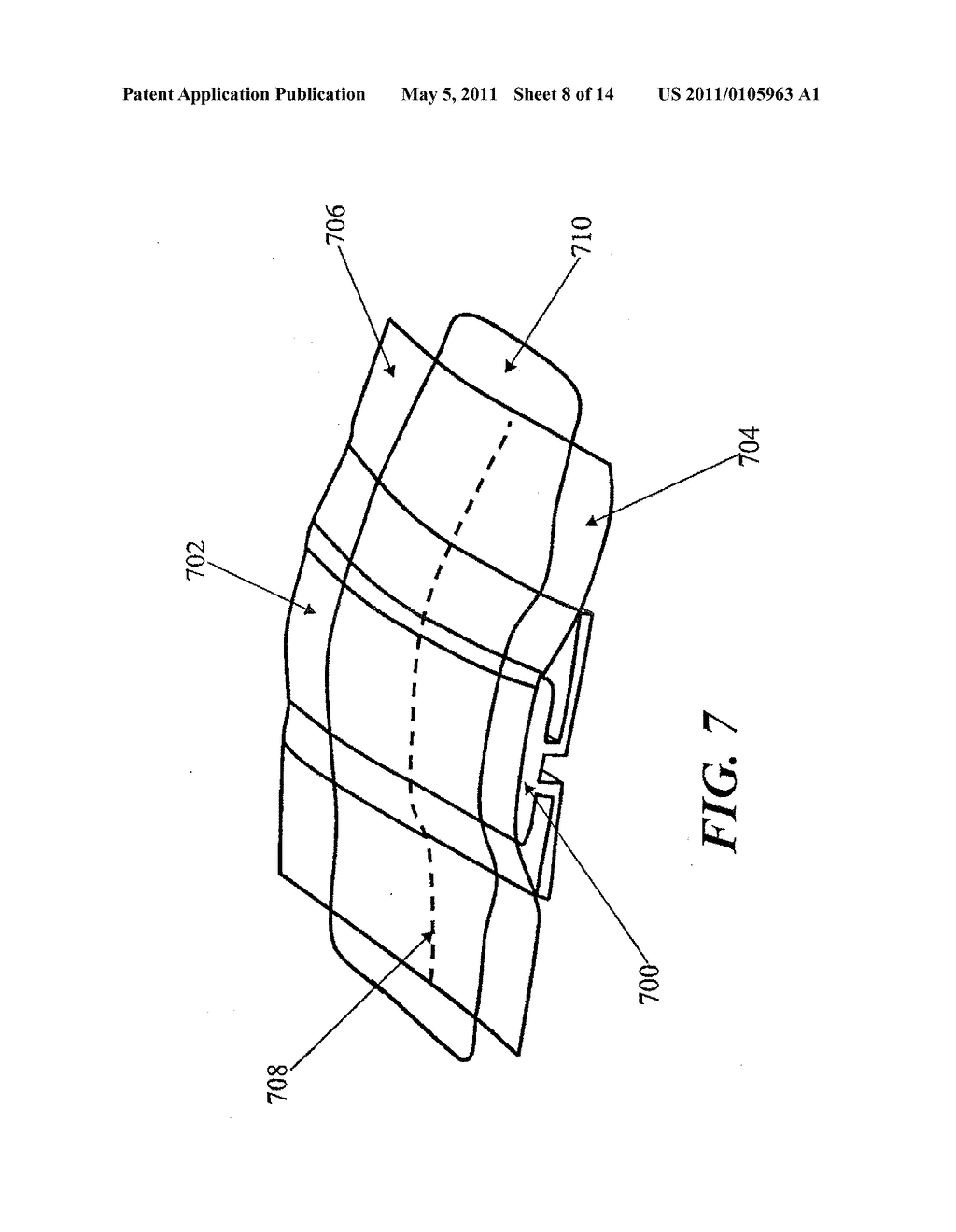 CLOSED INCISION NEGATIVE PRESSURE WOUND THERAPY DEVICE AND METHODS OF USE - diagram, schematic, and image 09